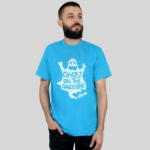Camiseta blink-182 Ghost On The Dancefloor