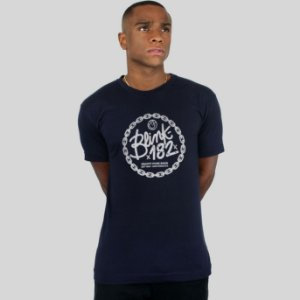 Camiseta blink-182 Chain
