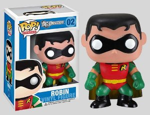 Funko Pop! Robin #02