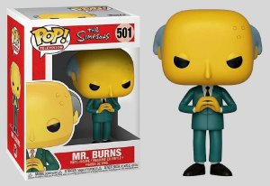 Funko Pop! The Simpsons - Mr. Burns #501