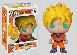 Funko Pop! Dragon Ball - Super Sayajin Goku #14