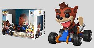 Funko Pop! Crash Bandicoot Kart #64