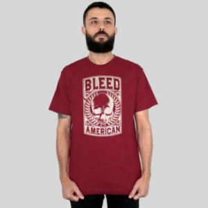Camiseta Bleed Caeser