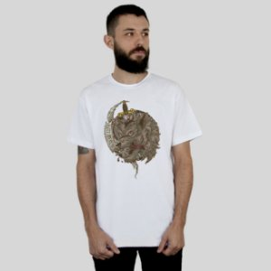 Camiseta Bleed American Beast Signature