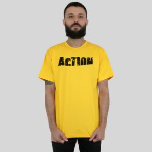 Camiseta Action Clothing Sign