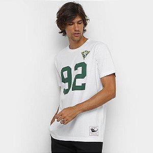 Camiseta NFL Green Bay Packers Mitchell and Ness 92 Reggie White