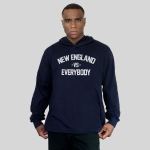 Manga Longa PROGear New England Vs Everybody