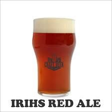 Kit de Insumos Cerveja Artesanal Irish Red Ale 20 Litros