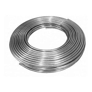 Tubo De Alumínio Flexível 3/8 Panqueca Com 15m