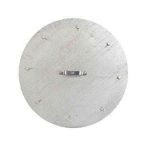 Fundo Falso Aço Inox 38,4 Cm Para Panela 48 Litros 201 - Peneira