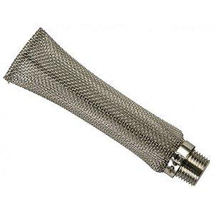 Filtro mini-Bazooka em Inox 304