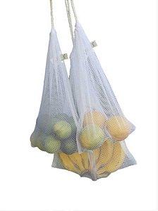 Kit Hortifruti | Zero Plástico