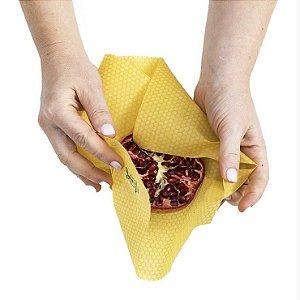 Kit Eco Wrap 3 Un | Tecido Encerado Vegetal | Vegano
