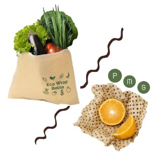 Combo EcoWrap | Lixo Zero