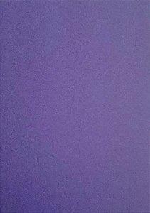 Papel A4 colorido na massa liso Roxo