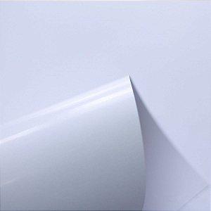 Papel Couche Brilho adesivo A4 - 190 g/m²  - 100 folhas