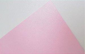 Papel perolado A4 Liso Rosa - 120g