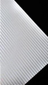 Papel perolado A4 Listra Fina Branco - 240g