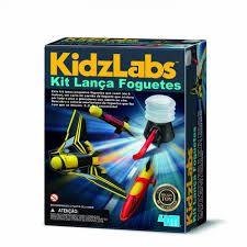 Brinquedo Lança Foguete - 4M