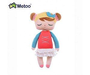 Boneca Metoo - Bailarina Vermelha