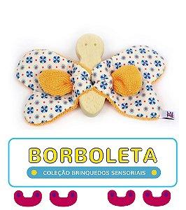 Brinquedo Borboleta Sensorial - Lume