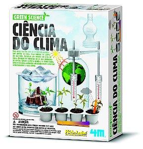 Ciência do Clima - Kit de Experiências