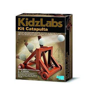Brinquedo Catapulta - 4M