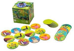 Jogo da Memória - Floresta Amazônica