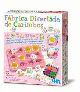 Fábrica divertida de Carimbos