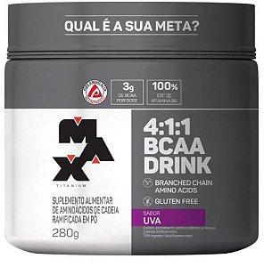 Bcaa Drink 4:1:1 280G Max Titanium