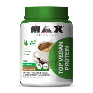 Whey Vegano Top Vegan Protein 600Gg