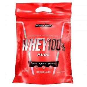 Super Whey 100%  Pure - 1,8 Kg  - Integralmédica