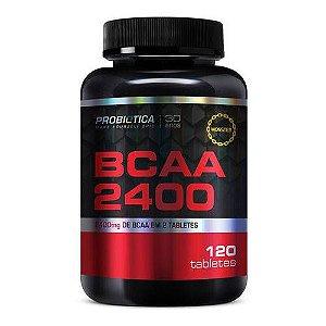 BCAA 2400 – PROBIÓTICA 120 TAB vc.04/2020