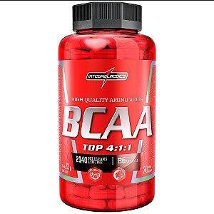 Amino BCAA TOP 4:1:1 (240 Cápsulas) - Integralmédica