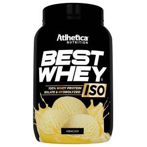 BEST WHEY ISO (900G) ABACAXI  - ATLHETICA