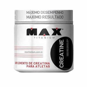 Creatine - 100g - Max Titanium