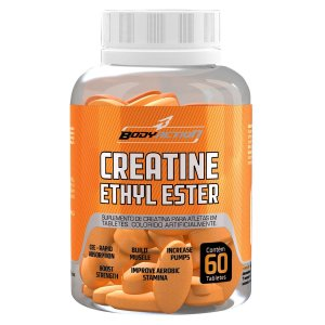 Creatina Ethyl Ester 60 Cáps - Body Action