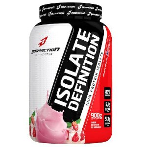 Isolate Definition Body Action 900g -  Merengue De Morango