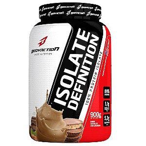Isolate Definition Body Action 900g - Chocolate c/ Amendoim
