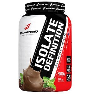 Isolate Definition Body Action 900g - Chocolate c/ Hortelã