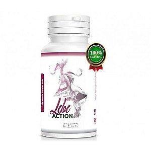 Libi Action - 60 Cápsulas - Aumenta Libido - Fertilidade -VC 08/2020