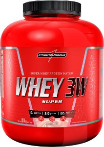 SUPER WHEY 3W (1,8KG) - BODY SIZE - INTEGRALMÉDICA