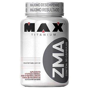 Zma 90 cáps - Max Titanium VENC Mês 08/2020