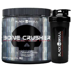 Bone Crusher 300G + Coqueteleira
