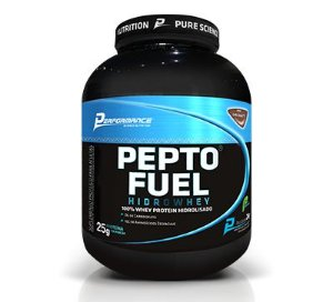 Pepto Fuel HidroWhey - Whey Protein Hidrolizado (2,000g) - Performance Nutrition