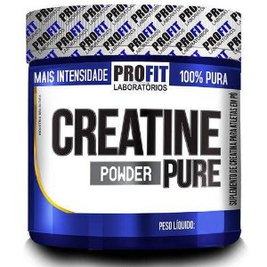 Creatina Powder Pure - 300g - ProFit Labs