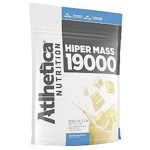 Hiper Mass 19000 Atlhetica 3,2Kg - Baunilha