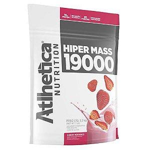 Hiper Mass 19000 Atlhetica 3,2Kg - Morango