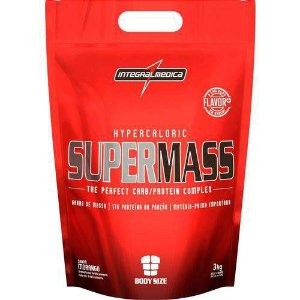Hipercalórico Super Mass 3kg- Integralmédica
