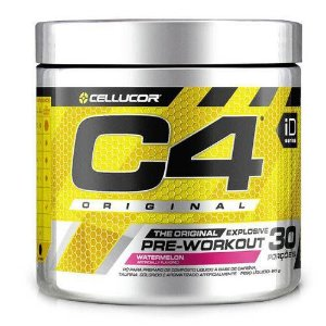 C4 Original - Pre Workout - Cellucor - 90g - 30 Porções